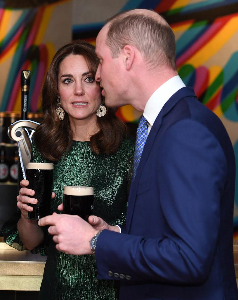 Księżna Kate i książę William /Pool/Samir Hussein / Contributor /Getty Images