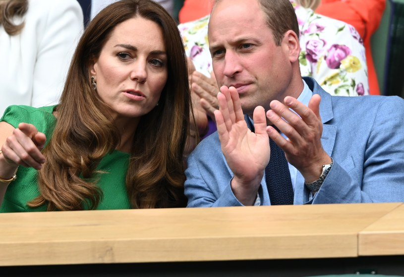Księżna Kate i książę William / Karwai Tang / Contributor /Getty Images