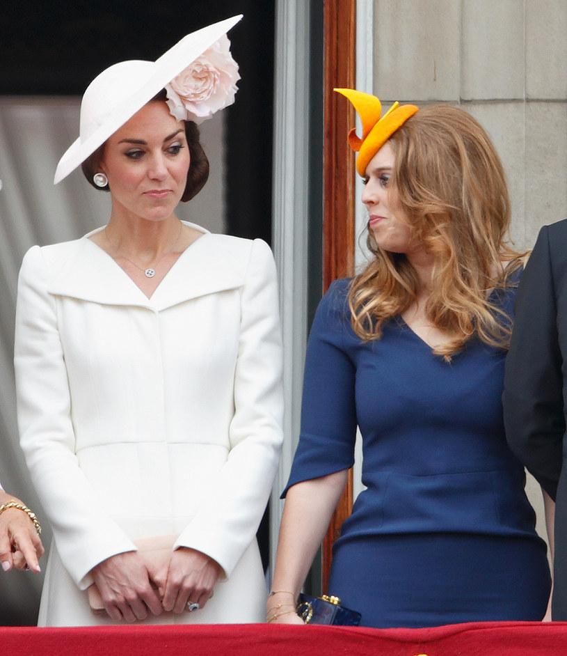 księżna Kate i księżniczka Beatrycze /Max Mumbly /Getty Images