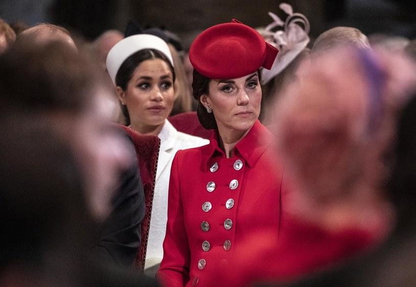 Księżna Kate i Meghan Markle mogłyby skraść serce księżnej Diany /WPA Pool /Getty Images