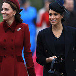 Księżna Kate i Meghan Markle pogodziły się na pokaz! Co za czułe gesty!