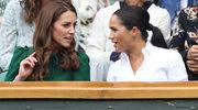 Księżna Kate i Meghan Markle razem na Wimbledonie. Ekspertka analizuje ich gesty