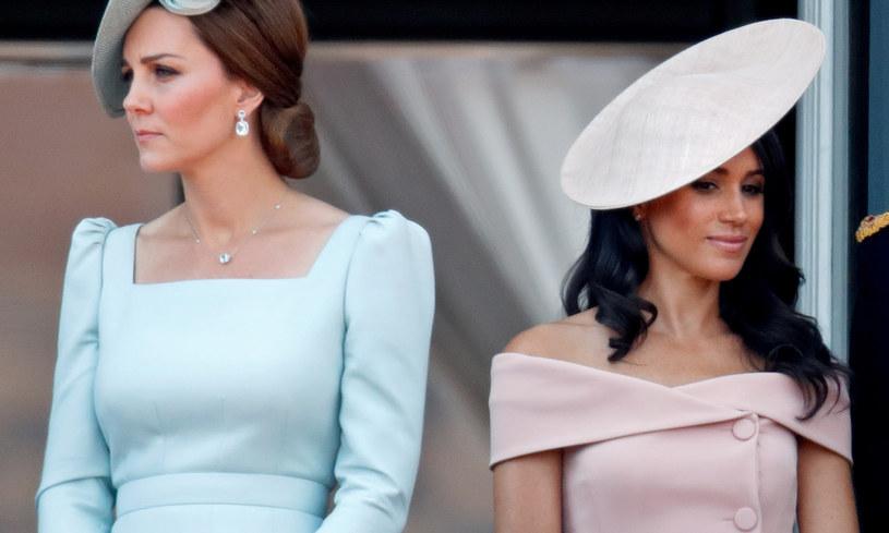 Księżna Kate i Meghan Markle /Max Mumby/Indigo /Getty Images