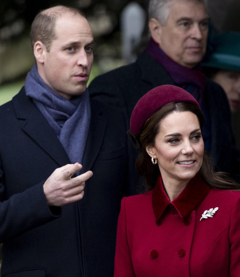 Księżna Kate i William będą świętować rocznicę ślubu w cieniu żałoby /Mark Cuthbert /Getty Images