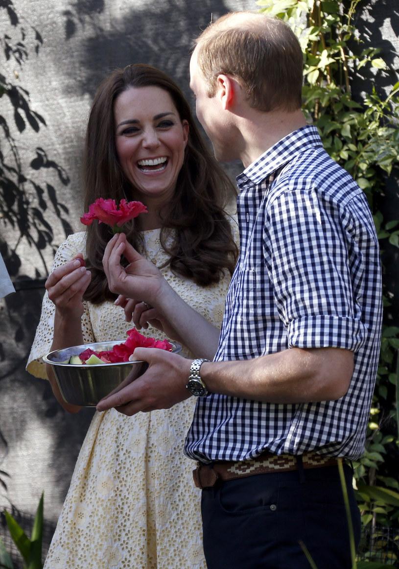 Księżna Kate i William /Pool /Getty Images
