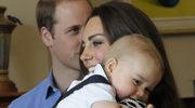 Księżna Kate: Jej synek jest zachwycony młodszą siostrą