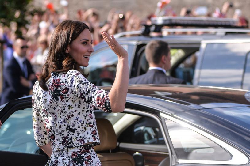 Księżna Kate jest matką trójki dzieci /Przemek Swiderski/East News /East News