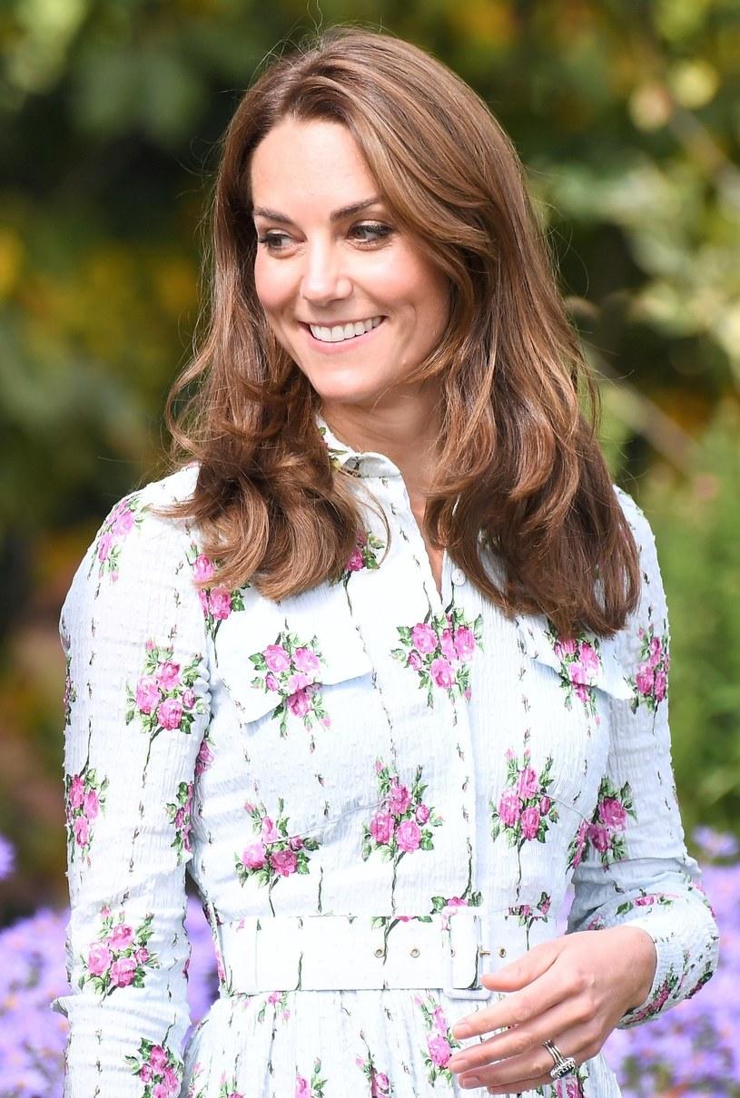 Księżna Kate jest obecnie matką trójki dzieci. Czy ona i książę William znów zostaną rodzicami? /Anthony Harvey /Rex Features/EAST NEWS