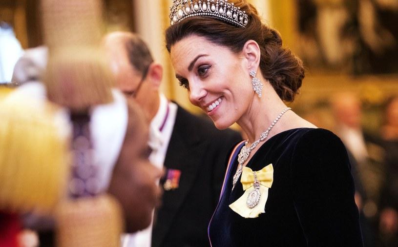 Księżna Kate jest wzorem do naśladowania dla wielu kobiet /WPA Pool /Getty Images