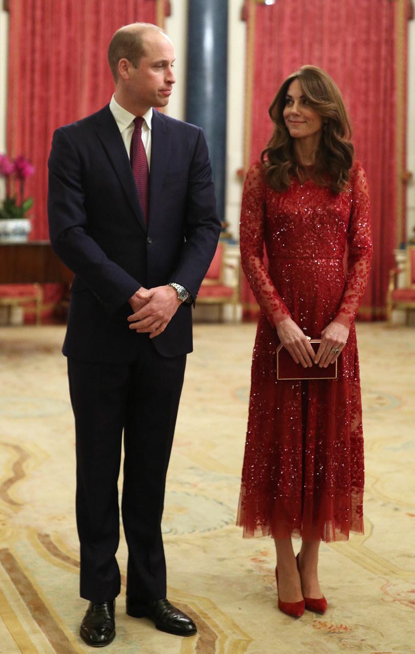 Księżna Kate Kate Middleton książe William /WPA Pool /Getty Images
