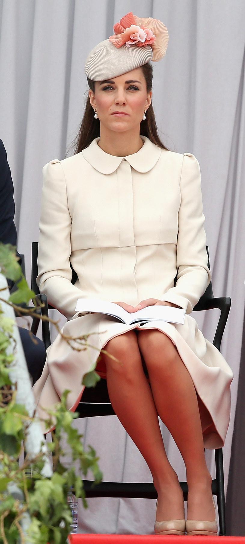 Księżna Kate Middleton nadal nie czuje się najlepiej /Chris Jackson /Getty Images