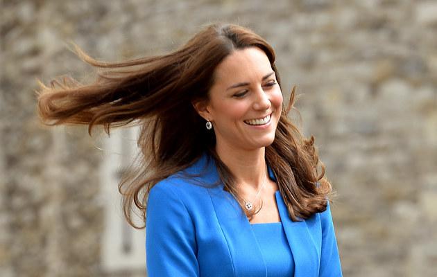 Księżna Kate Middleton spodziewa się drugiego dziecka /WPA Pool /Getty Images