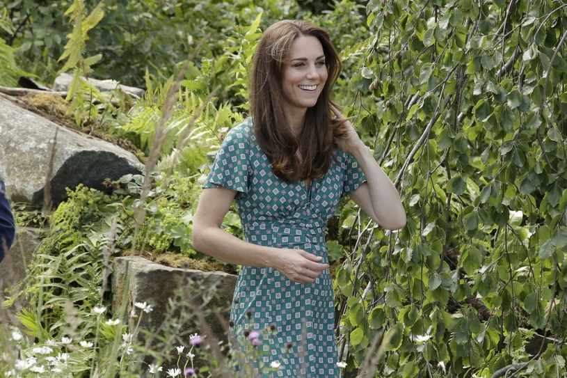 Księżna Kate na najnowszych fotkach /Associated Press /East News