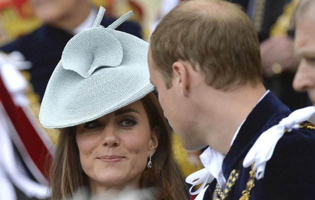 Księżna Kate nadal odczuwa mdłości /WPA Pool /Getty Images