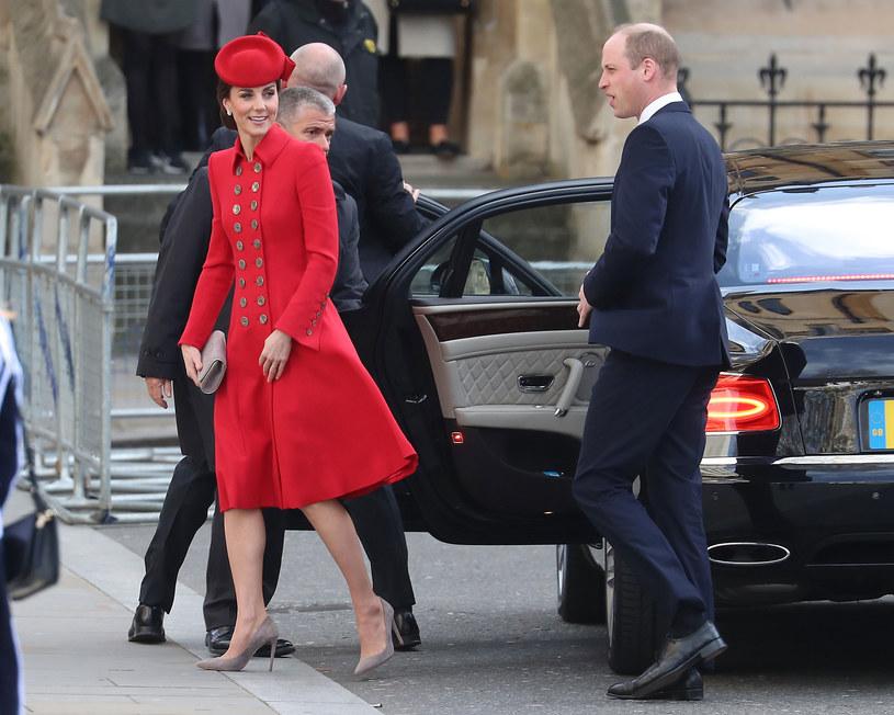 """Księżna Kate nazywana jest """"królową szpilek"""" /Getty Images"""
