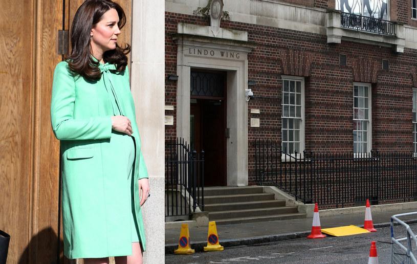 Księżna Kate niebawem urodzi trzecie dziecko /Beretta/Sims/REX/Shutterstock/ /East News