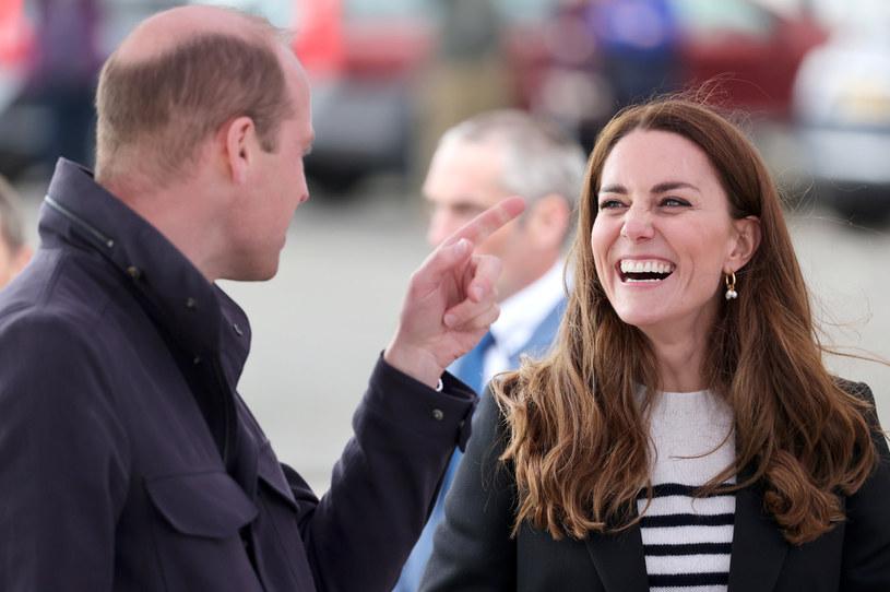 Księżna Kate od dawna jest fanką paryskiego szyku /Getty Images