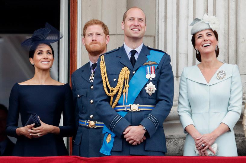 Księżna Kate od początku była przeciwna związkowi Harrego. /Getty Images