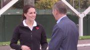 Księżna Kate odwiedziła Narodowe Centrum Tenisowe w Londynie