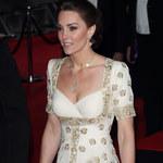 Księżna Kate olśniła wszystkich na Ceremonii BAFTA 2020! Wszyscy komentują tylko jedno!