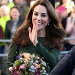 Księżna Kate pojawiła się w sukience... własnego projektu! Wow!