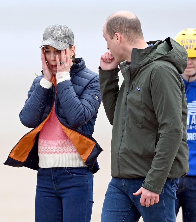 Księżna Kate pozwoliła sobie na żart o swoim gotowaniu /Pool / Samir Hussein /Getty Images