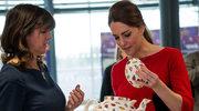 Księżna Kate przyłapana na zakupach