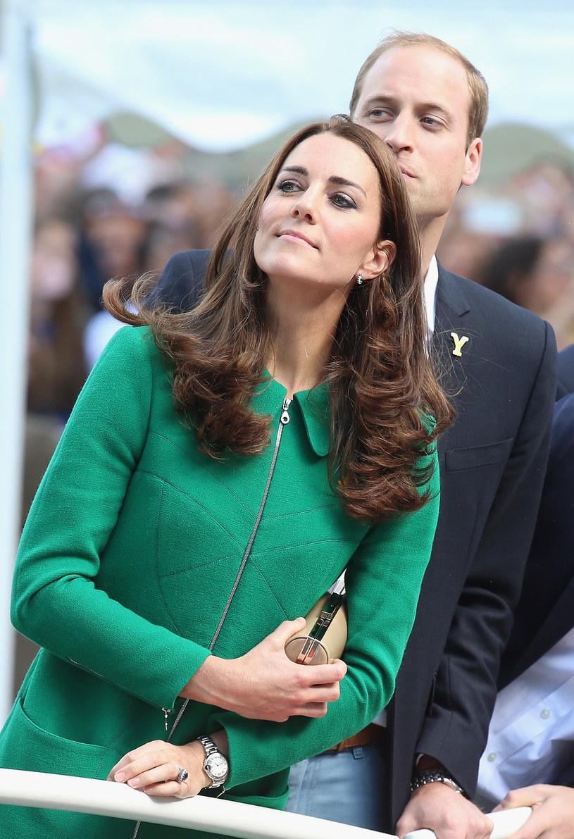 Księżna Kate spodziewa się drugiego dziecka /Chris Jackson /Getty Images