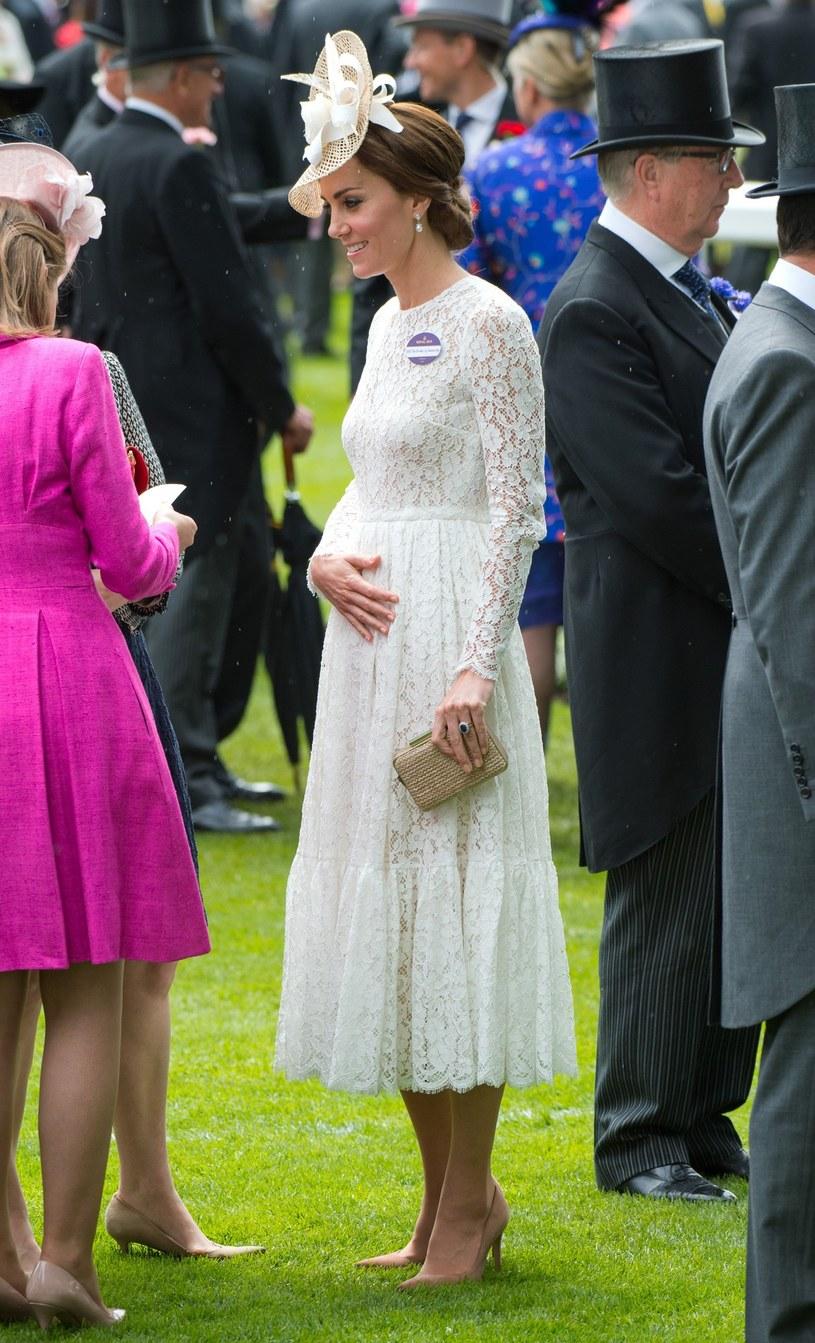 Księżna Kate w ciąży? /- /East News