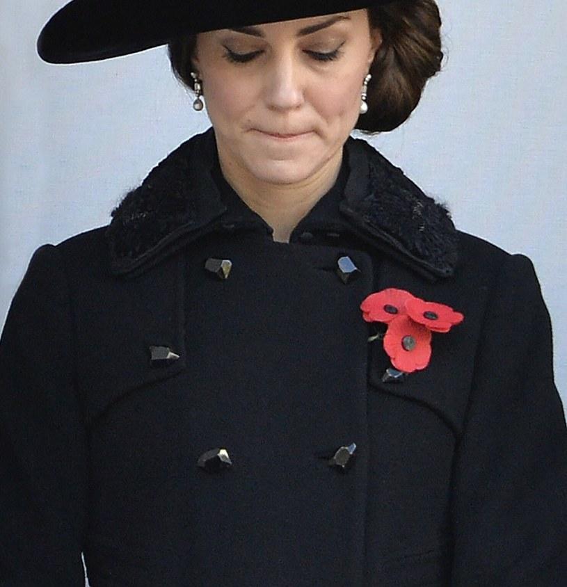 Księżna Kate w przyszłości zostanie królową Wielkiej Brytanii /James Whatling /East News