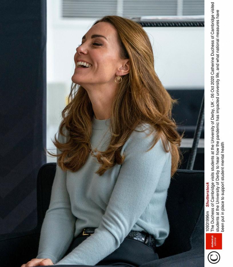 Księżna Kate w przyszłym roku skończy 40 lat /East News