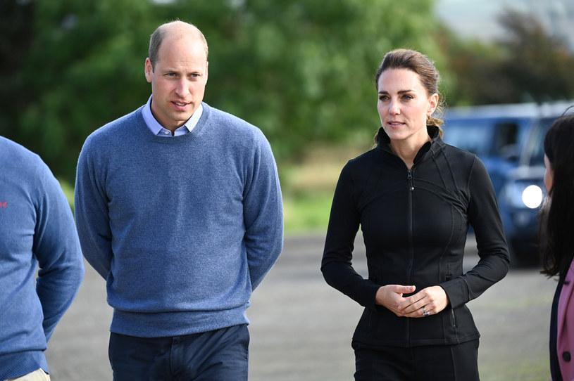 Księżna Kate w sportowym stroju prezentowała się równie pięknie, co w eleganckim wydaniu /Pool / Samir Hussein /Getty Images