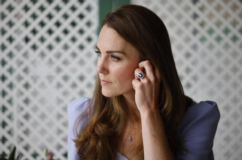 Księżna Kate wkłada w swoją pracę wiele wysiłku i niekiedy sporo ją to kosztuje. Bywa zmęczona i przygnębiona, co zauważyła brytyjska prasa /WPA Pool /Getty Images