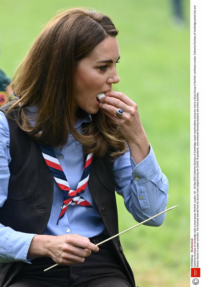Księżna Kate wyznacza trendy nie tylko w uczesaniach, ale też w szeroko rozumianym stylu życia /REX/Shutterstock /East News