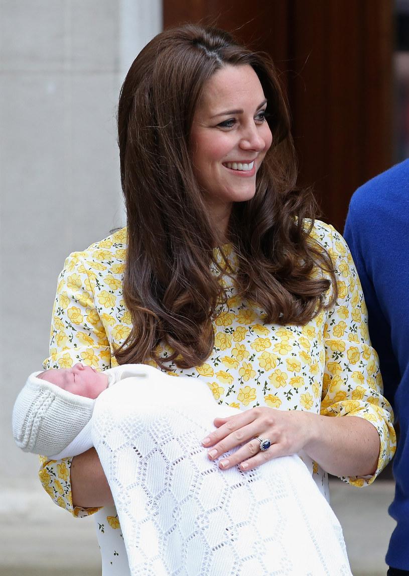 Księżna Kate z córką /Pool /Getty Images