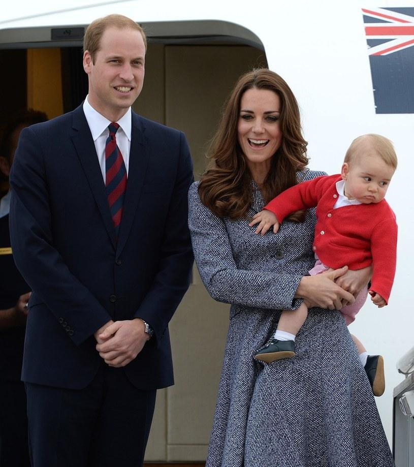 Księżna Kate z rodziną /East News