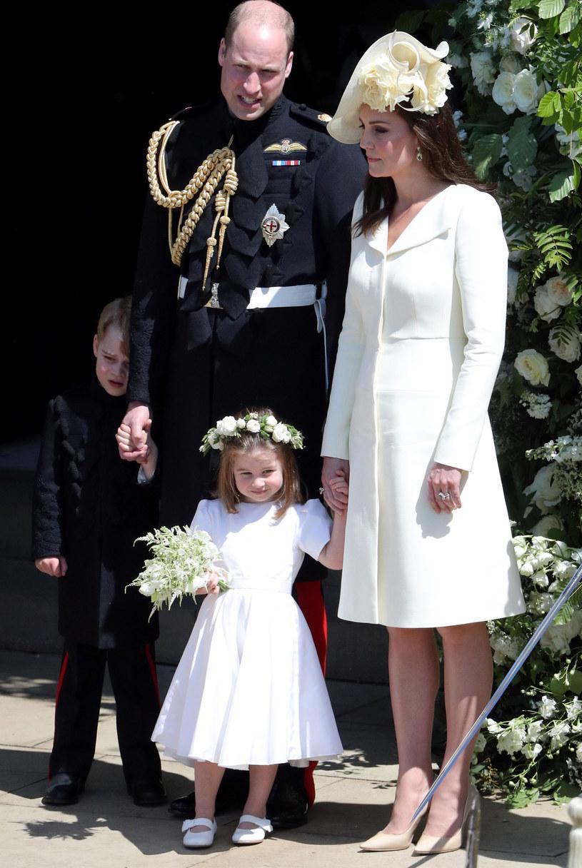 Księżna Kate z rodziną /WPA Pool /Getty Images
