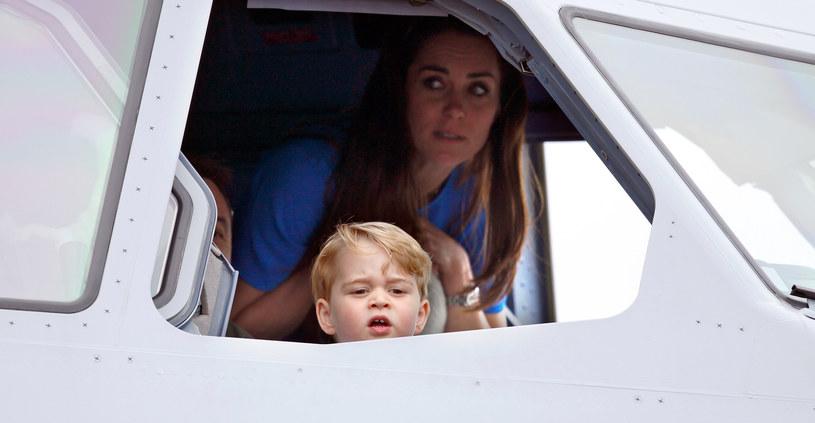 Księżna Kate z synem /Max Mumby/Indigo /Getty Images