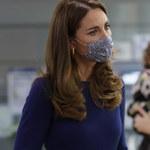 Księżna Kate z zaokrąglonym brzuszkiem!