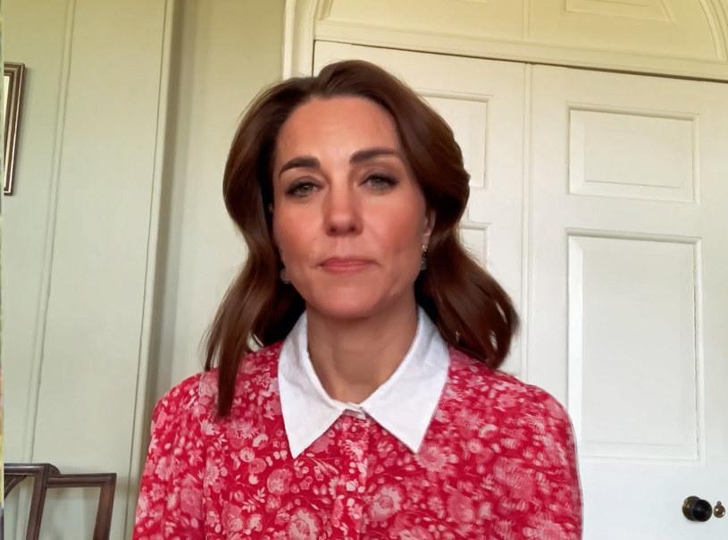 Księżna Kate zaapelowała do rodaków, którzy podczas kwarantanny wpadli w uzależnienia /Heads Together/Ferrari Press/East News /East News