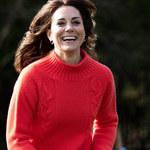 Księżna Kate zabrała dzieci na zakupy