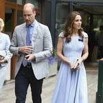 Księżna Kate znów na Wimbledonie. Tym razem z Williamem u boku