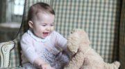 Księżna Kate zrobiła zdjęcia 6-miesięcznej Charlotte