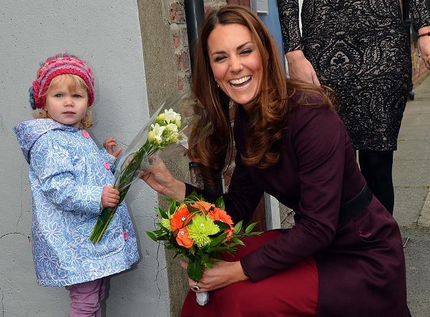 Księżna Kate /AFP
