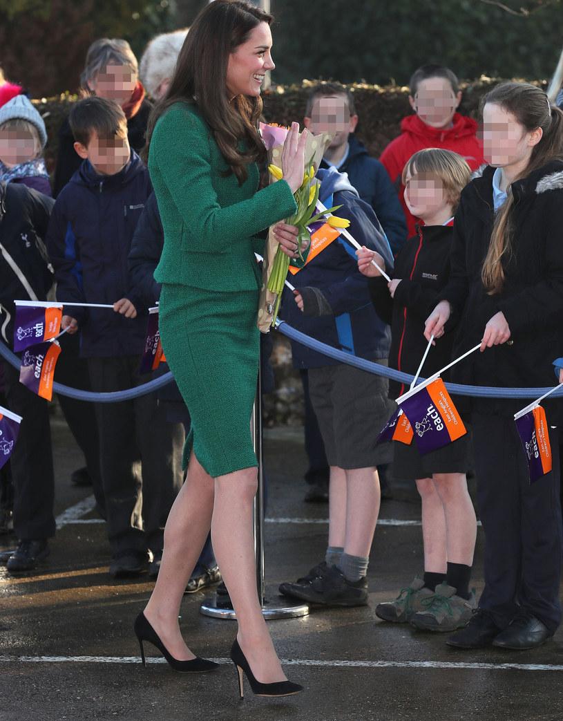 Księżna Kate /Chris Radburn    /East News