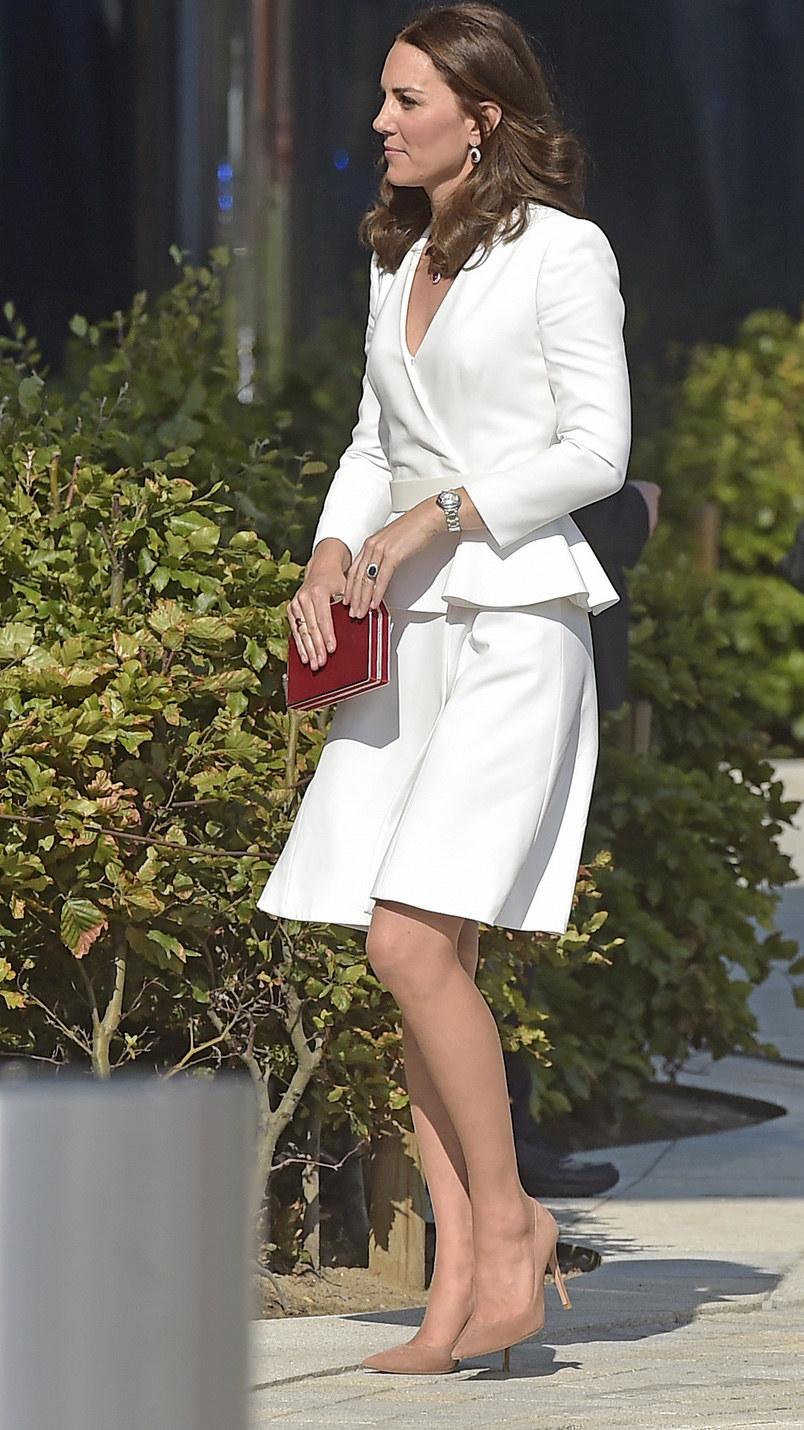 Księżna Kate /Niemiec /AKPA