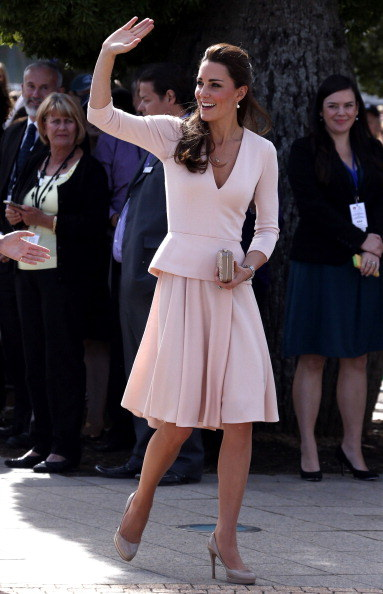 Księżna Kate /Pool /Getty Images