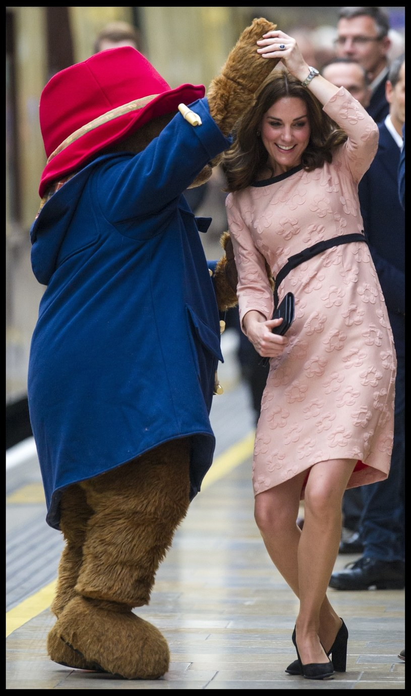 Księżna Kate /i-Images /East News
