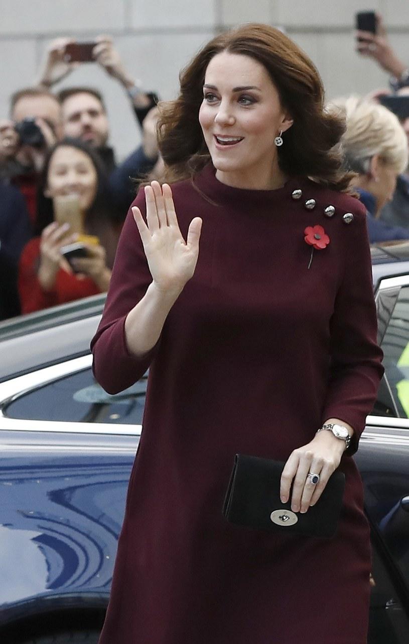 Księżna Kate /Associated Press /East News