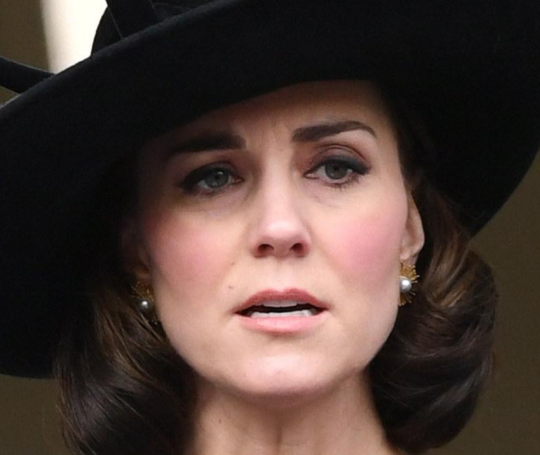 Księżna Kate /Agencja FORUM